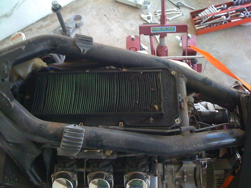 My Honda Valkyrie re-build – Page 2