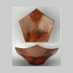 Mgurure pentagonal bowl