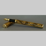 Bocote fountain pen