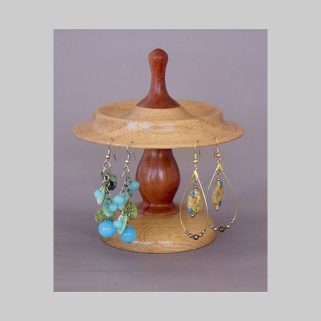 Ear ring & jewellery stand