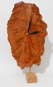 Mallee burr clock