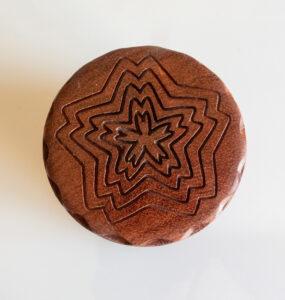 Bubinga box lid